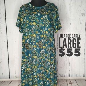 LuLaRoe Carly Dress NWT (L)